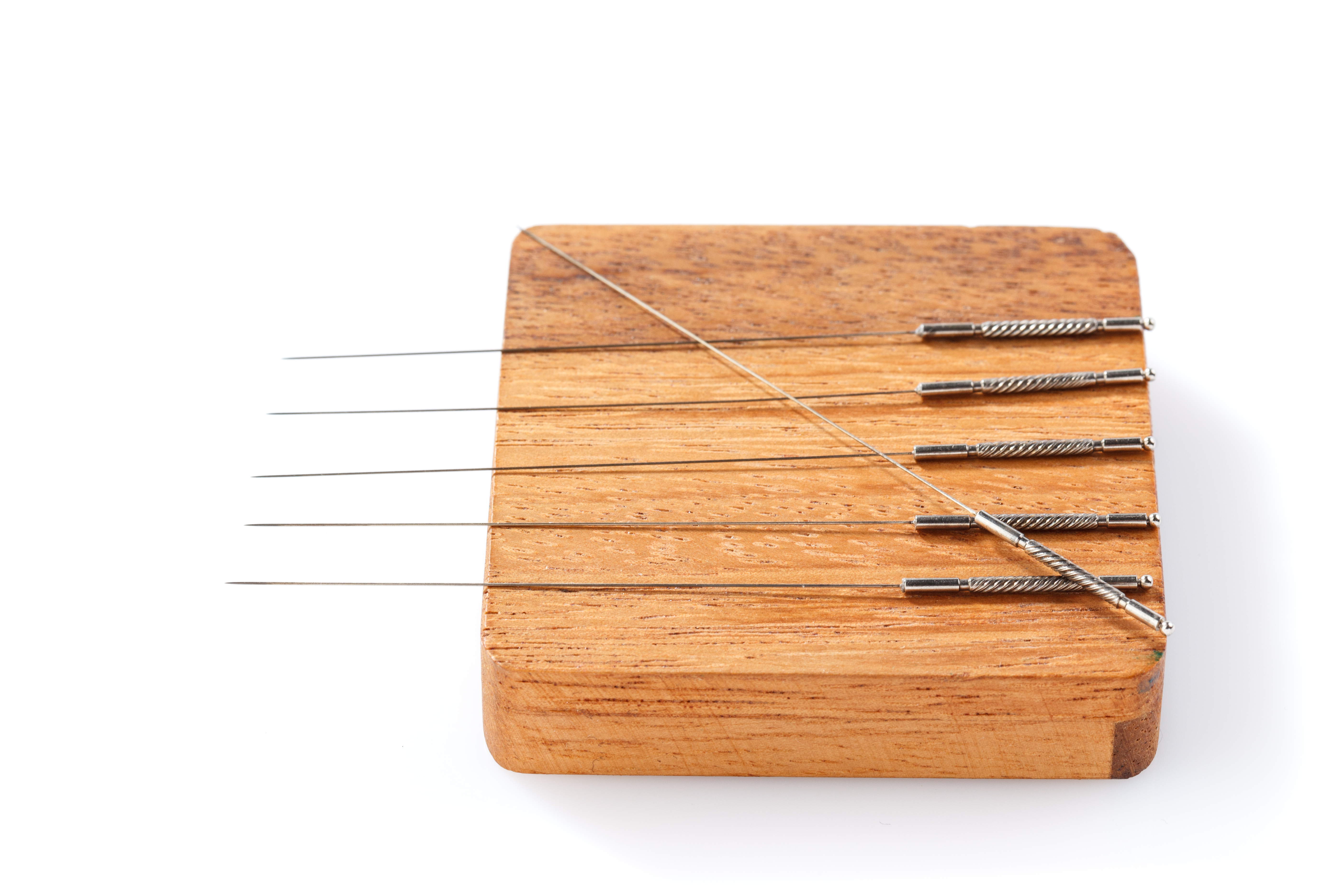 Acupuncture silver needle